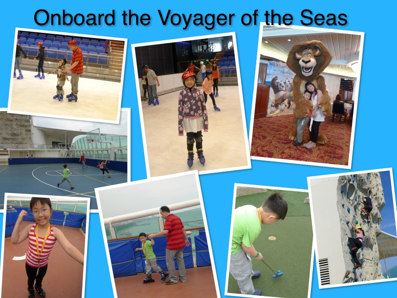 Voyager of the Seas - Royal Caribbean Cruise