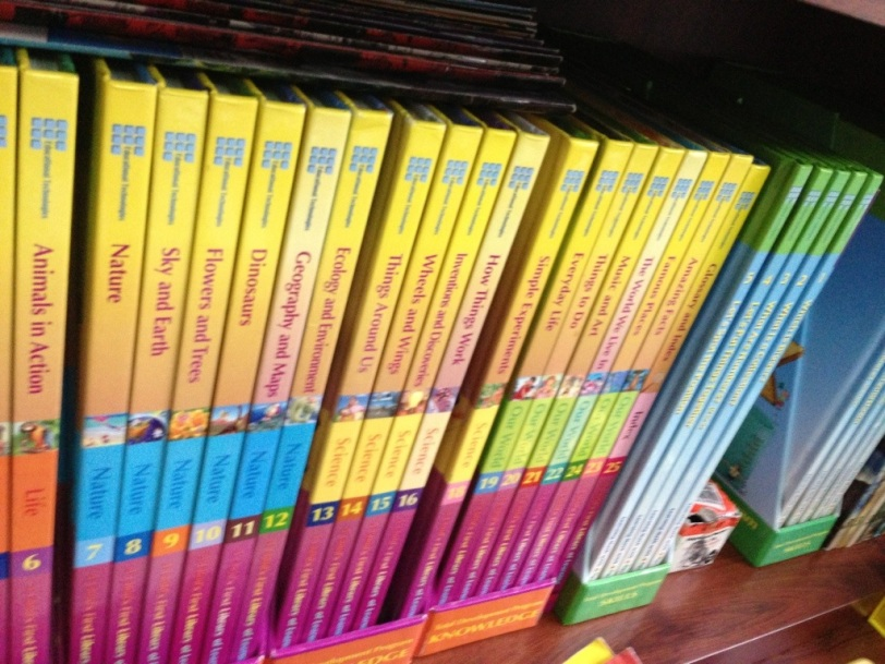 "The ""Walter"" Series:  A Child's First Library of Learning"