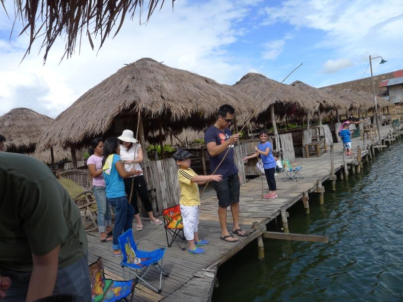 fishing spot, fishing for kids