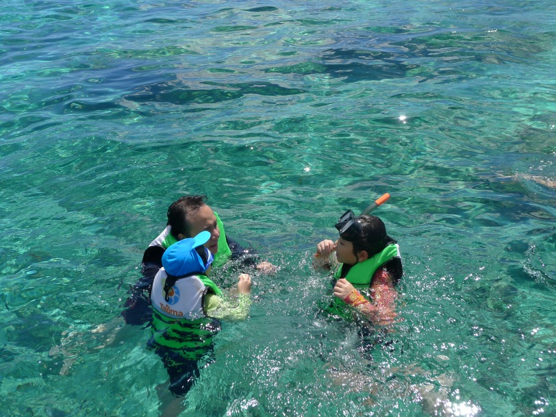 Island Hopping: Nalasuan Marine Sanctuary