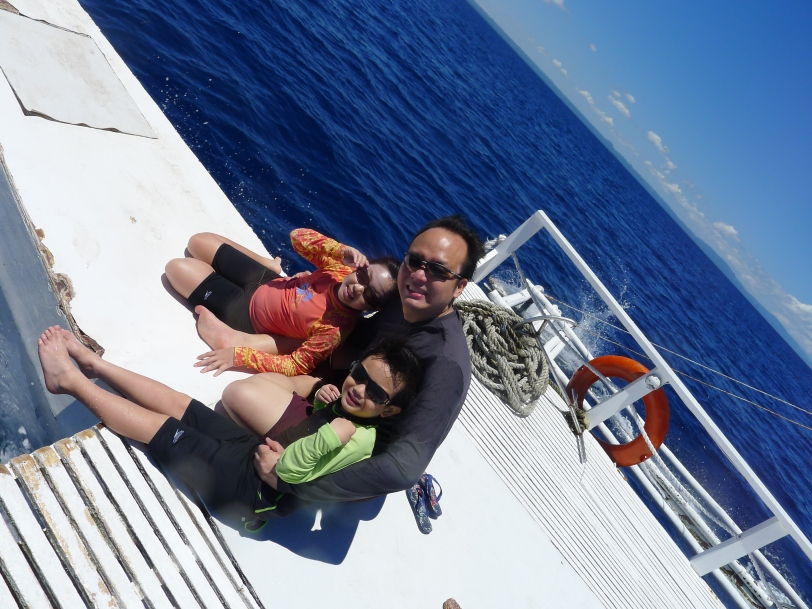 Cebu Weekend Getaway Island Hopping