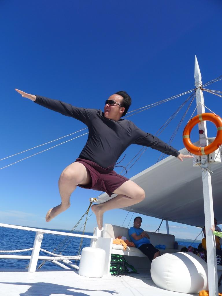Island Hopping with Island Banca Cruises