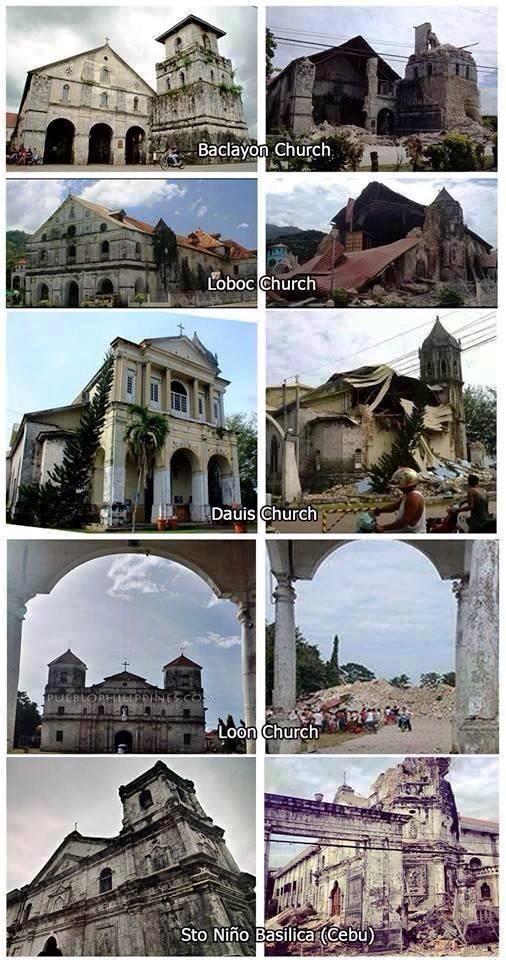 Damage of the Earthquake