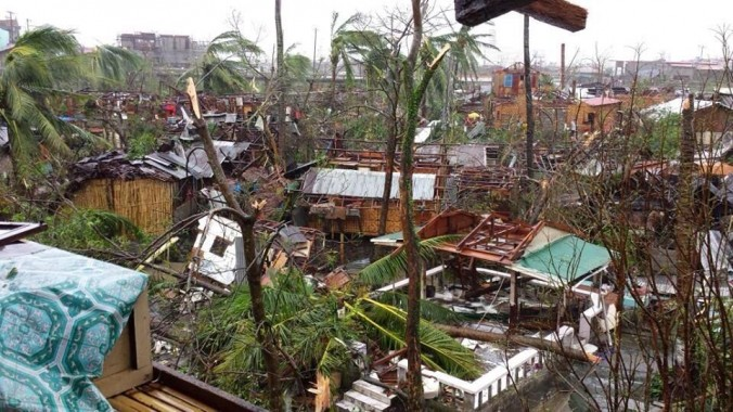 Ormoc after Typhoon Yolanda