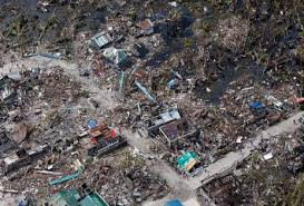 Samar after Typhoon Yolanda