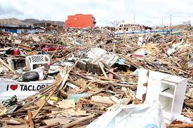 Tacloban after Typhoon Yolanda
