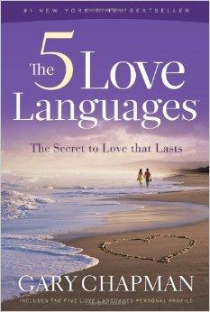 5 love languages, marriage, spouse, communication skills